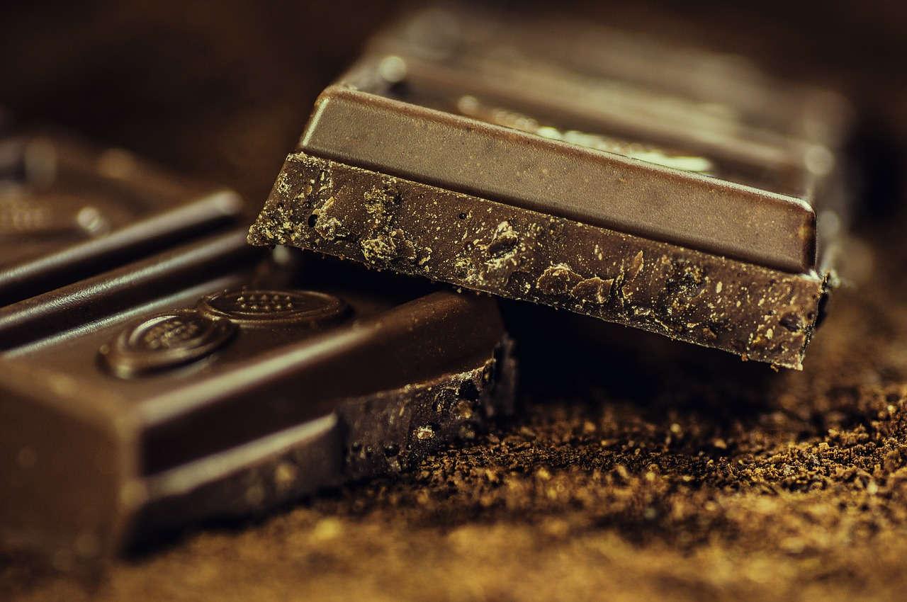 Le chocolat noir en détails